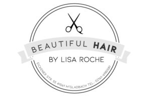 Logo Beautiful Hair by Lisa Roche